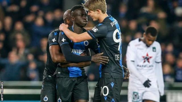 Club Brugge win Belgian Pro League prematurely. PHOTO | BBC