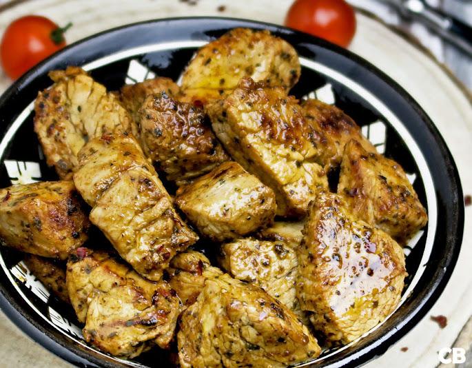Recept Spaanse varkenshaastapas, heerlijk kruidig