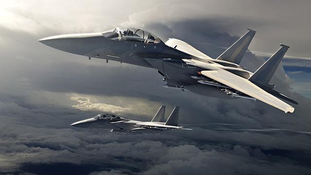 """الطائرة المقاتلة متعددة المهام """"ماكدونيل دوجلاس إف-15 إي سترايك إيجل"""" """"F-15EX"""" - أسلحة الجيش الأمريكي - ميزانية الجيش الأمريكي 2021"""