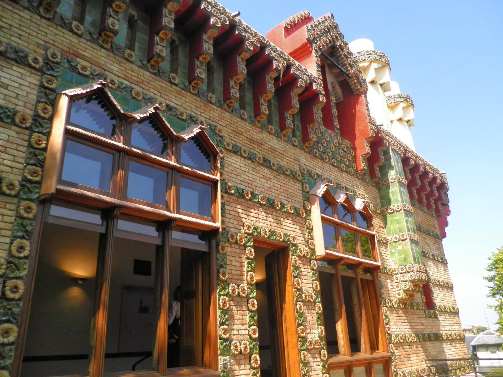 Unos amigos de Paradores: El Capricho de Gaudí en Comillas