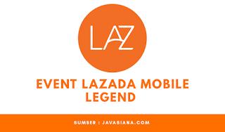 Event Lazada Mobile Legend