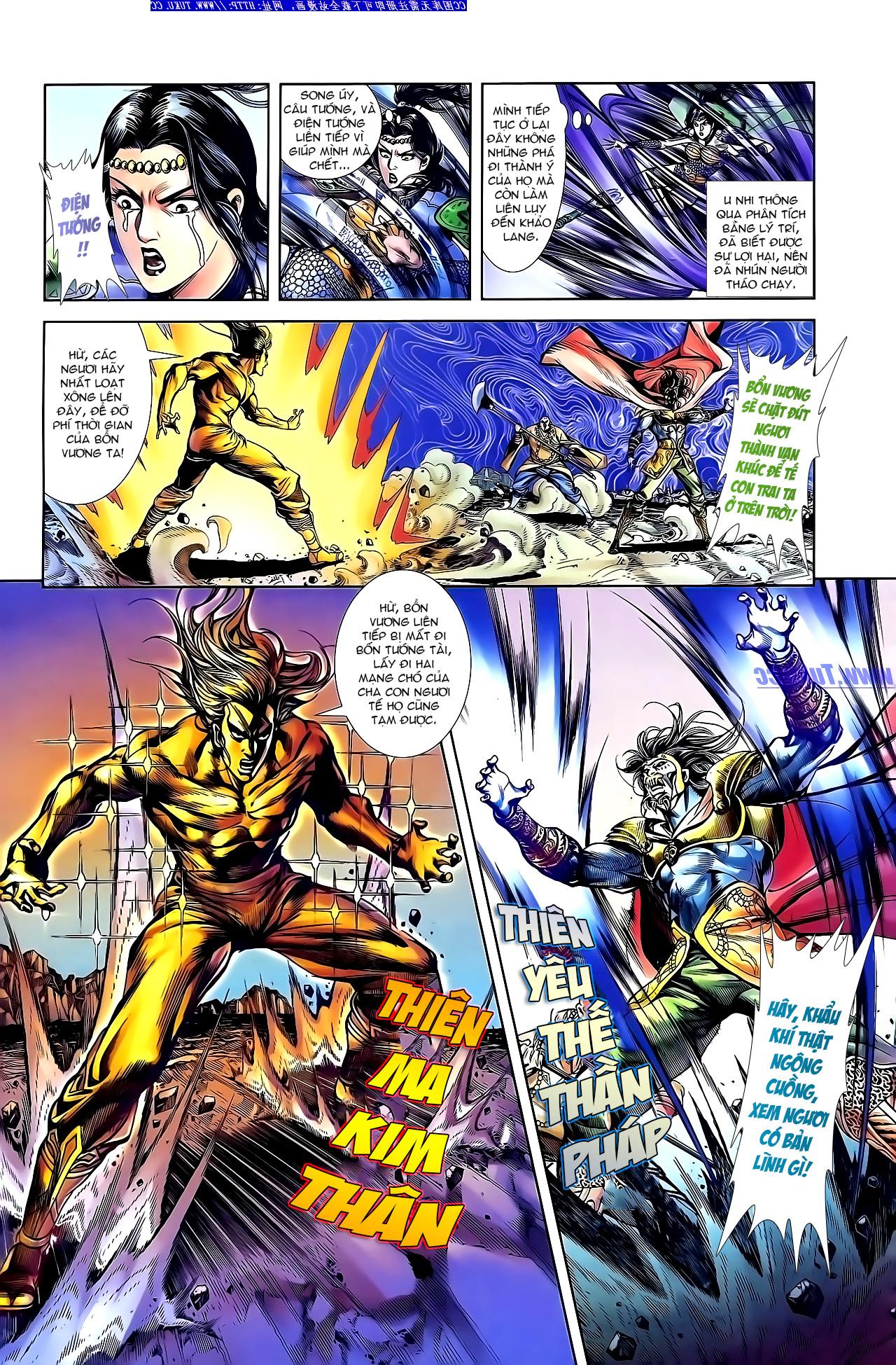 Cơ Phát Khai Chu Bản chapter 146 trang 15