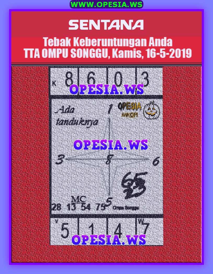 Kode syair sgp hari kamis 16 Mei 2019 - GOsyair SEDIA KODE SYAIR SGP