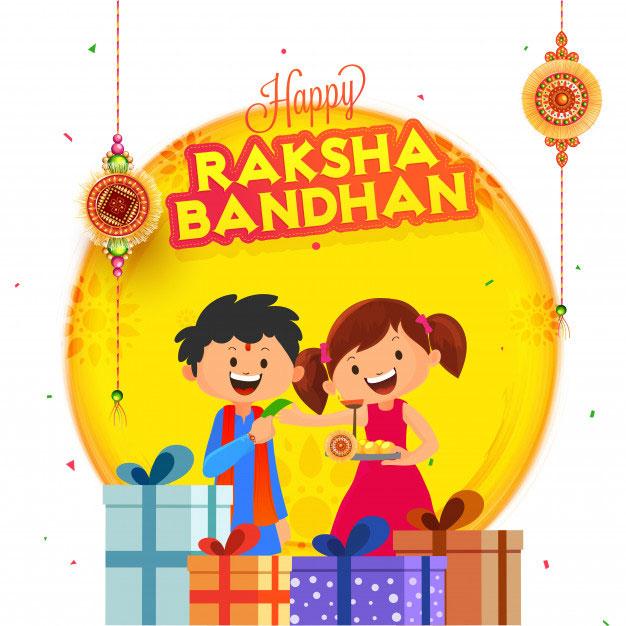 Happy Raksha Bandhan 2020 Shayari Wishes Images And GIF