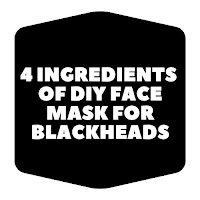 Homemade Peel Off Face Mask For Blackheads