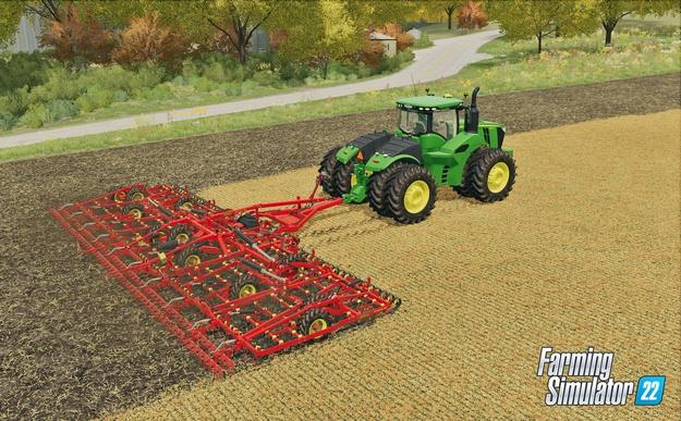 Farming Simulator 22 has been announced