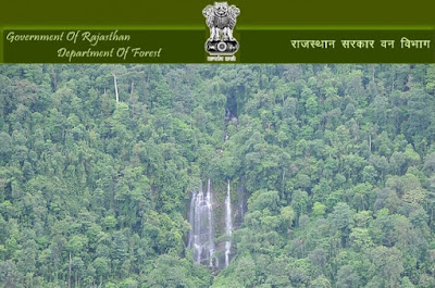 Rajasthan Forest Recruitment 2017 Apply Online