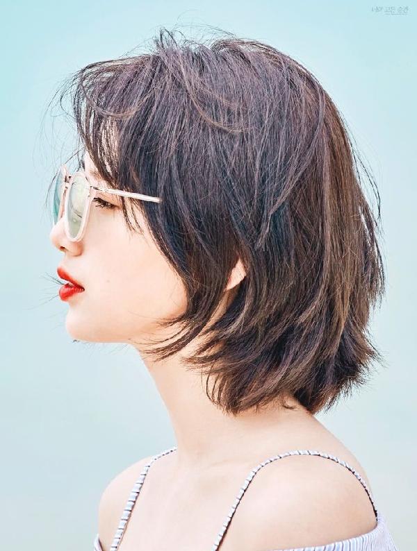 4 kiểu tóc ngắn cho nàng mặt tròn lúc nào cũng xinh