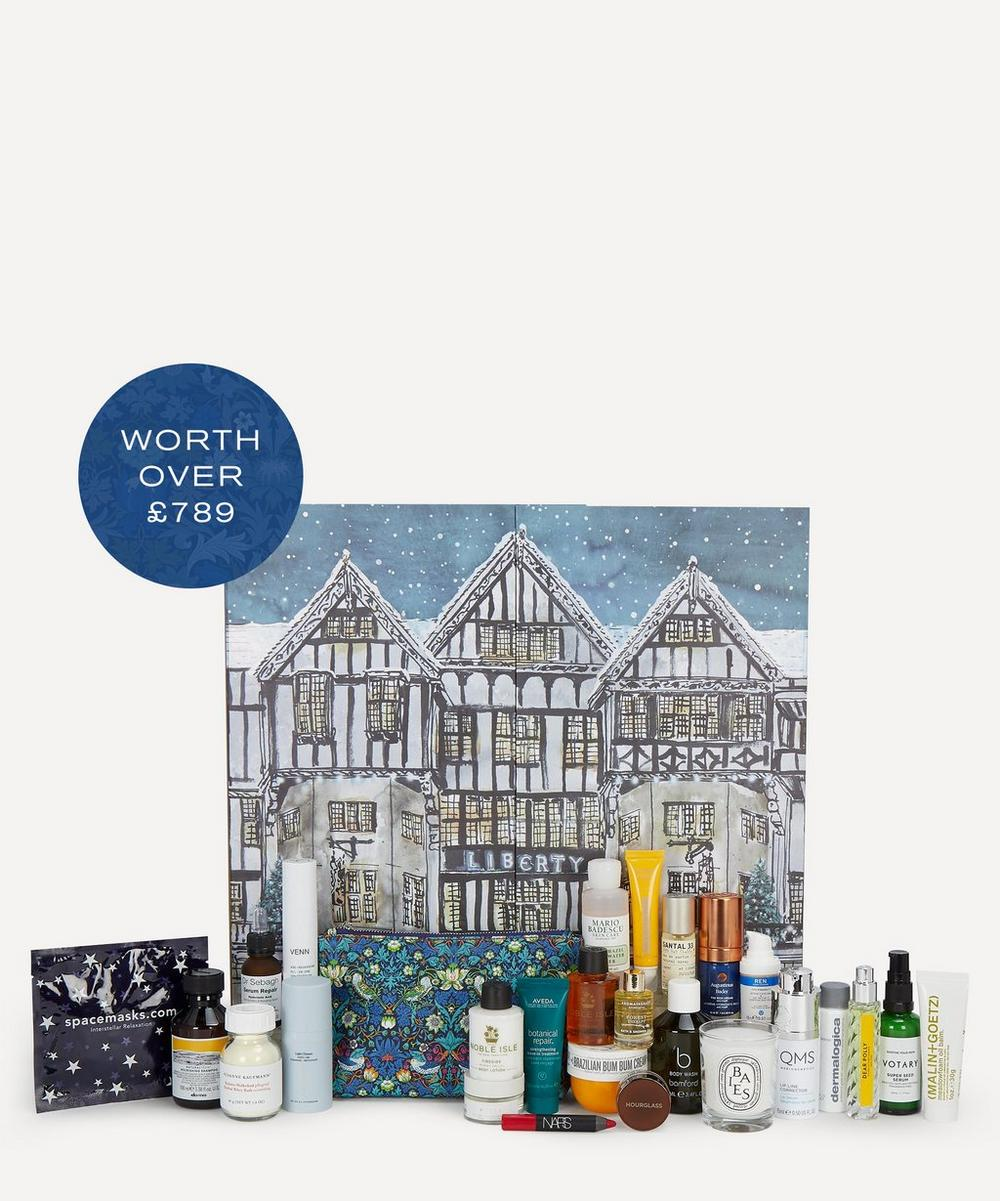 liberty London advent calendar