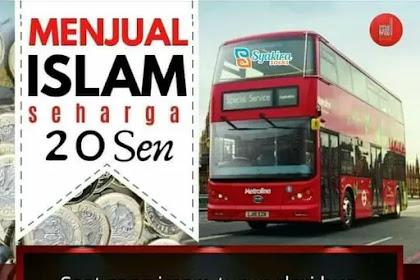 Menjual Islam Seharga 20 Sen