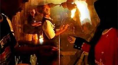tradisi gredoan, banyuwangi