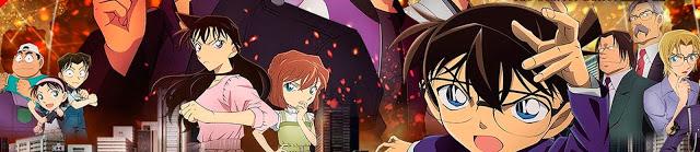 Review de la película Detective Conan: La Bala Escarlata