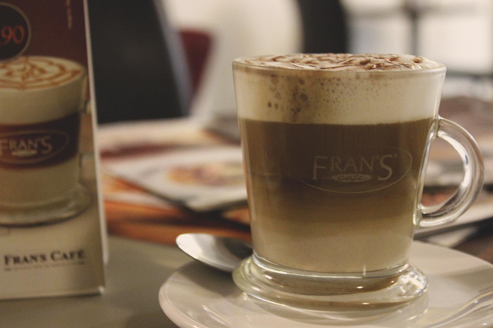 cappuccino fran's café