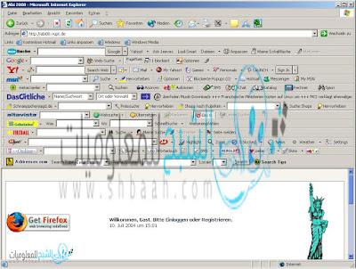تريد التخلص من التولبار(toolbar) الموجودة بالمتصفح الخاص بك، إليك هذه البرامج الثلاث