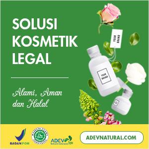 Jasa Maklon Sabun Transparan ADEV Natural