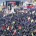 Protests erupted in Istanbul as Turkey suspends 370 non-governmental groups