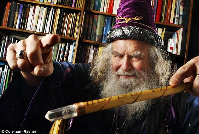 Oberon Zell-Ravenheart, real-life Dumbledore