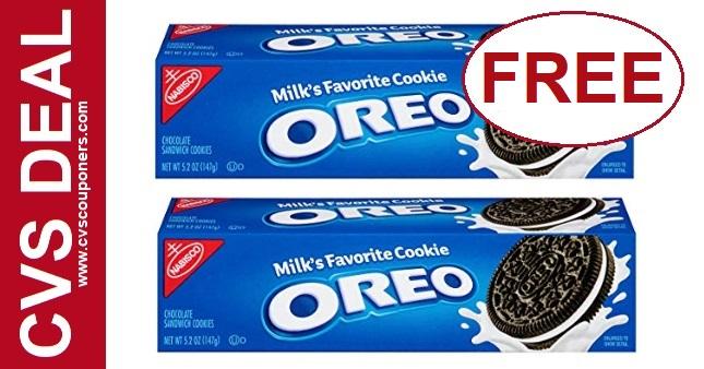 CVS Deal on Oreo Cookies - 7/14-7/20