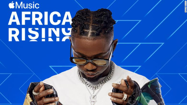 Apple Music launches 'Apple Rising' to boost upcoming African artists