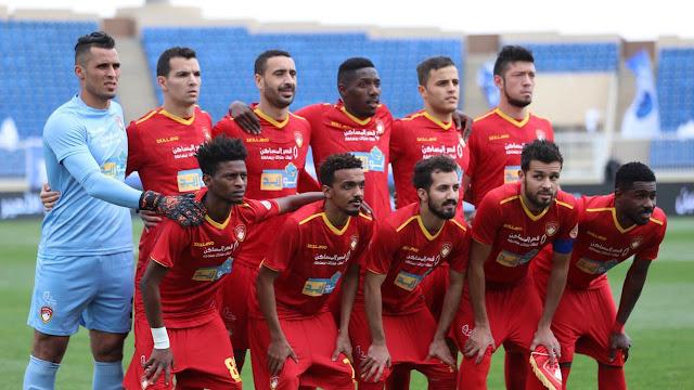 موعد مباراة ضمك والباطن اليوم في الدوري السعودي يلا شوت جوال