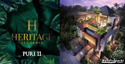 heritage residence puri 11