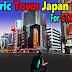 Akihabara Electric Town Map Mod For GTA Vice city
