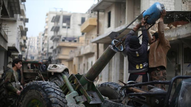 Terroristas disparan contra 300 familias que intentan huir de Guta