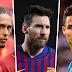 Van Dijk, Ronaldo, Messi shortlisted for FIFA award