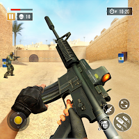 FPS Commando Secret Mission Mod Apk