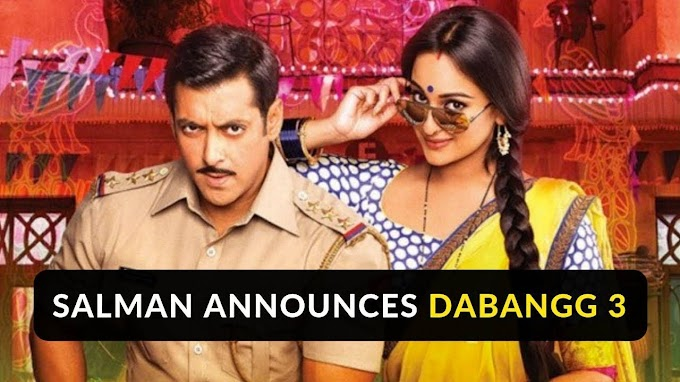 Dabangg 3 movie will be released on this special occasion