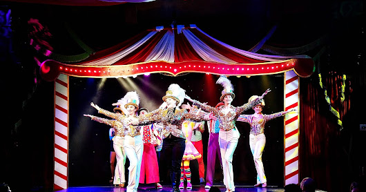 Magical Family Fun at Cirque Magique + {GIVEAWAY} #CirqueMagique @PirateDinnerCA