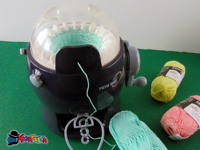 Prym Midi: mulinetto per maglia