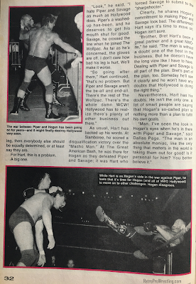 Inside Wrestling  - November 1998 - Bret Hart's Startling Revelation: Hulk Hogan's Obsessions Will Be His Downfall (2)