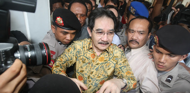 Antasari Dendam kepada SBY?