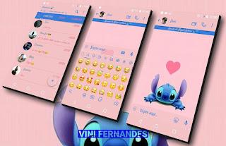 Lirowstit Theme For YOWhatsApp & NS WhatsApp By Vinícius