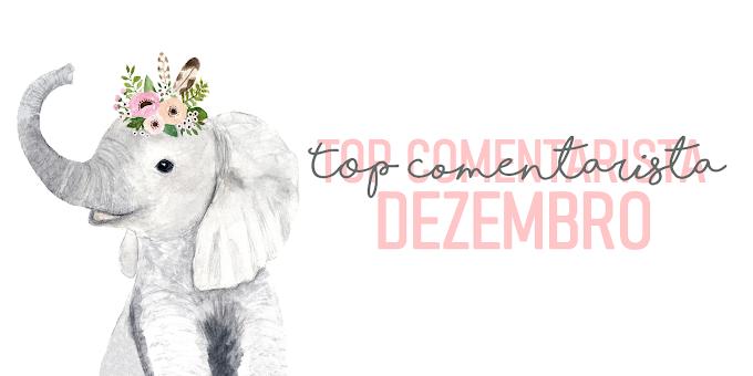 Top Comentarista: Dezembro 2020
