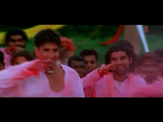 "Do Me A Favour Lets Play Holi"" Waqt- The Race Against Time, Priyanka Chopra, Akshay Kumar - Anu Malik, Sunidhi Chauhan Lyrics in hindi"