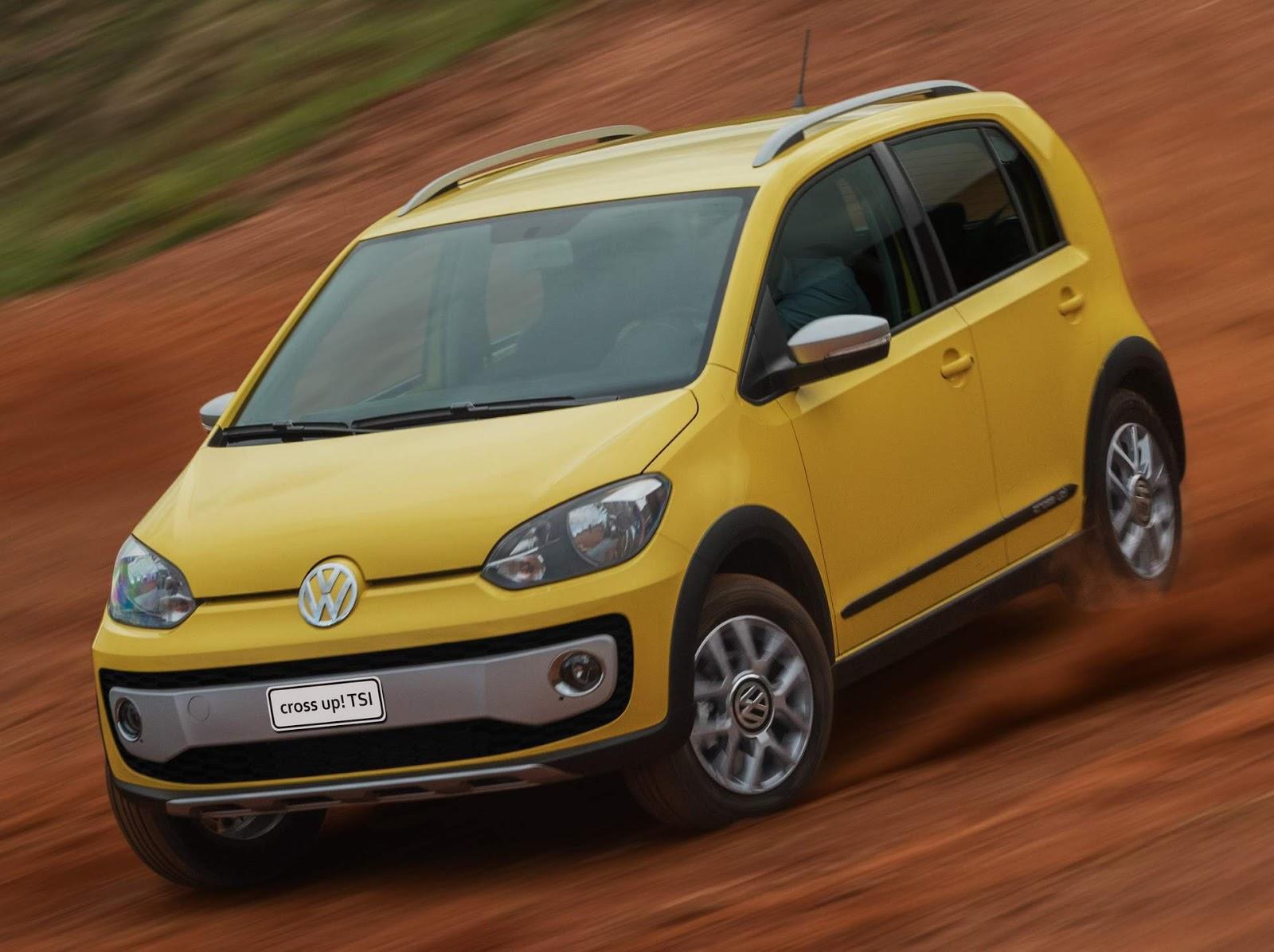 Volkswagen: 3ª marca mais vendida do Brasil em julho de 2016