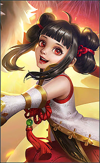 Lolita Lion Dance Heroes Tank Support of Skins