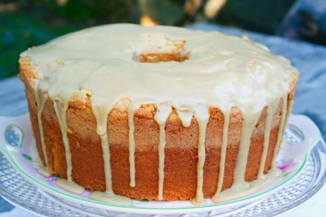 I M Turning 60 Anna Sultana S Banana Pound Cake With