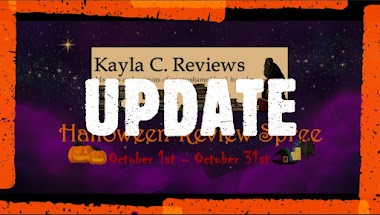Halloween Review Spree News: August Roster Full!