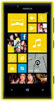 harga Nokia Lumia 720 baru dan bekas