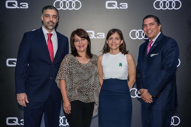Alexander Gutiérrez, María Eugenia Larracilla Huerta, Carla Frías y Benjamín Paiewonsky.
