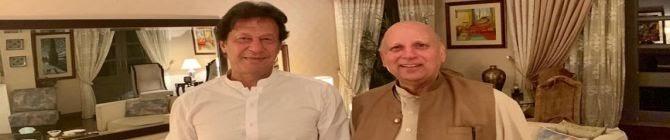 Pakistan Punjab Governor Chaudry Muhammad Sarwar Humiliates His Nation In US