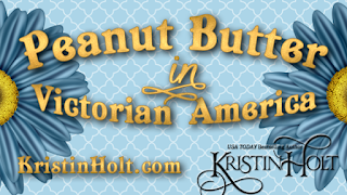 Kristin Holt | Peanut Butter in Victorian America (with peanut butter cookies)