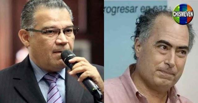 FRAUDE A LA VISTA   Roberto Picón será rector del CNE Chavista para las elecciones fraudulentas