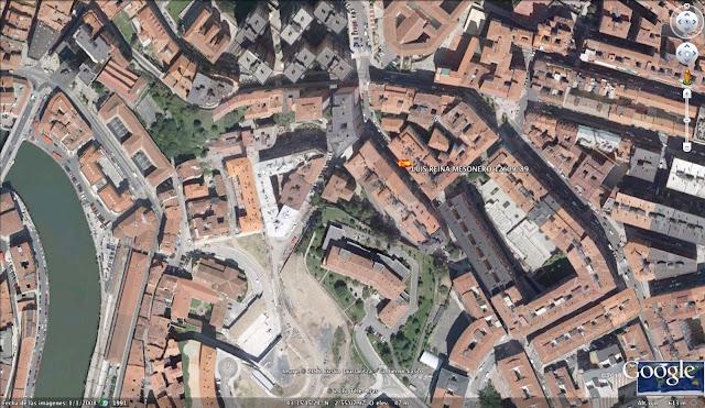 LUIS REINA MESONERO ETA, Bilbao, Vizcaya, España 12/09/89