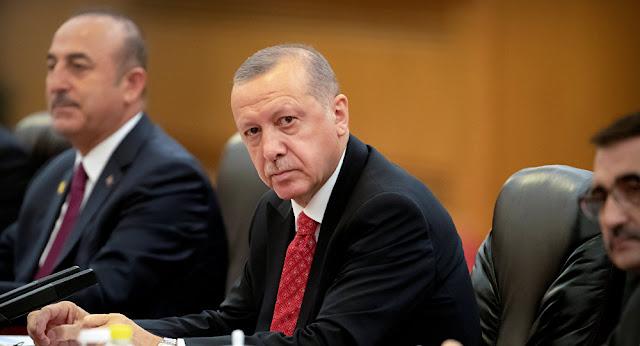 انهيار قريب للنظام التركي بسبب أردوغان