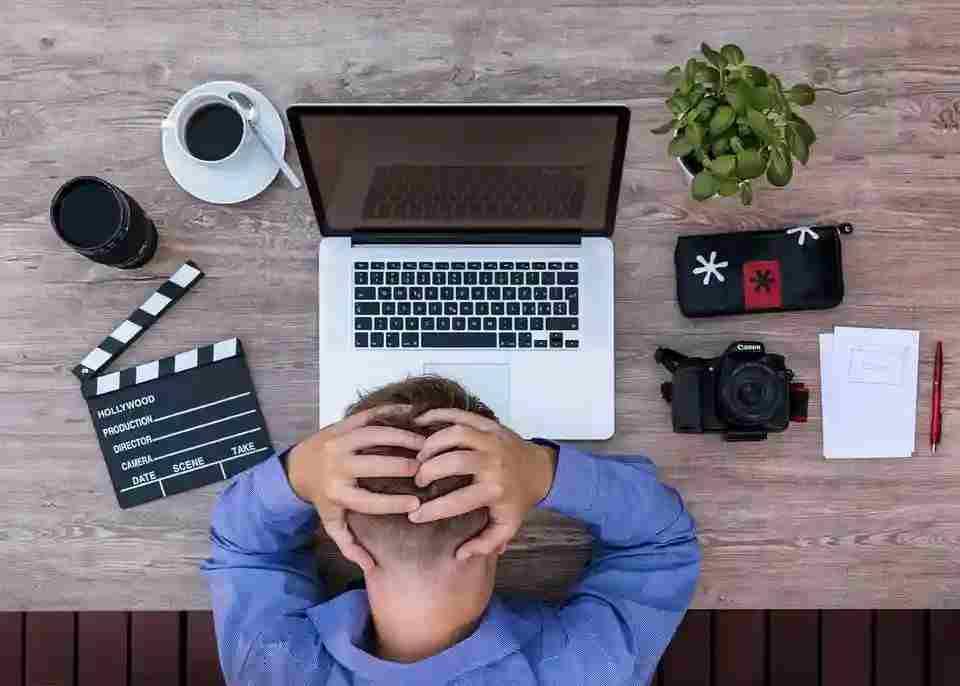 Kurang fokus ngeblog