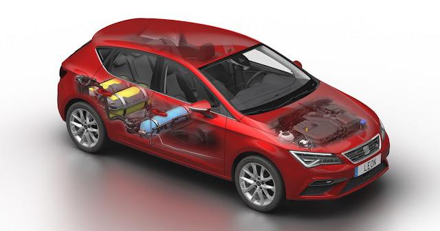 El SEAT León se convierte híbrido con el nuevo motor 1.5 TGI